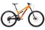 Kona Process Bikes