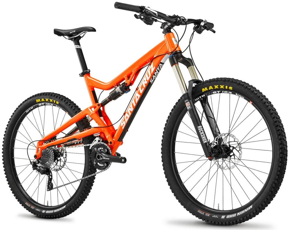 Santa Cruz Heckler Bikes